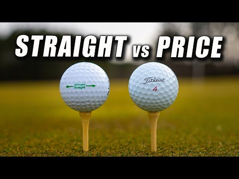 Is This the Straightest Golf Ball Ever?