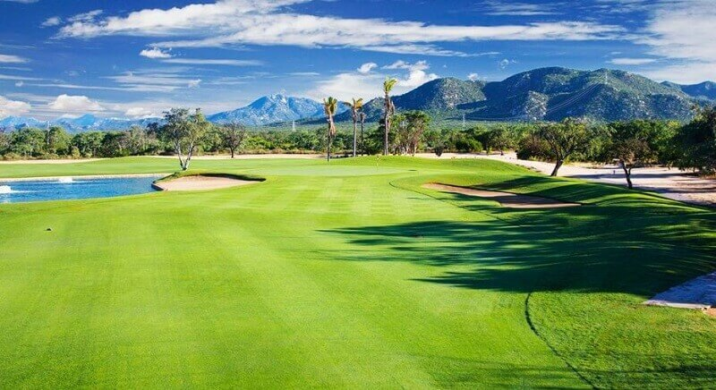 Best Golf Courses in Cabo San Lucas Mexico
