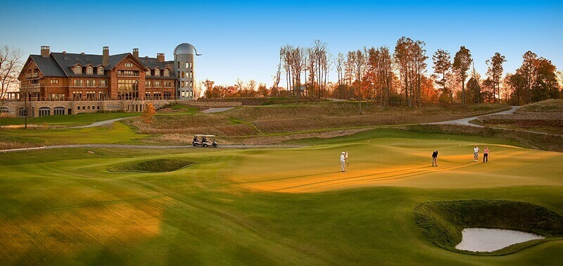 Best Public Golf Courses in Northern Virginia