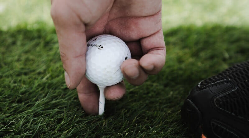 Low Spin and Straightest Golf Balls