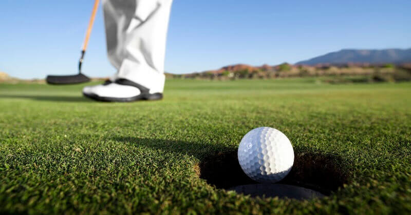 Performance While Putting