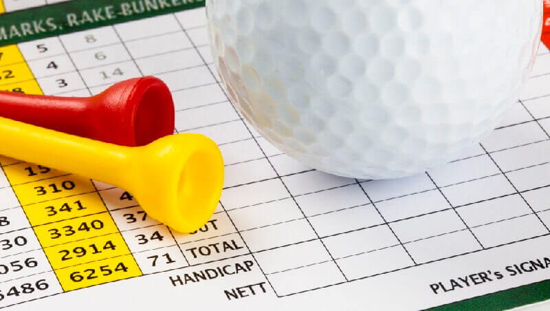 What Does Handicap Mean In Golf Terminology