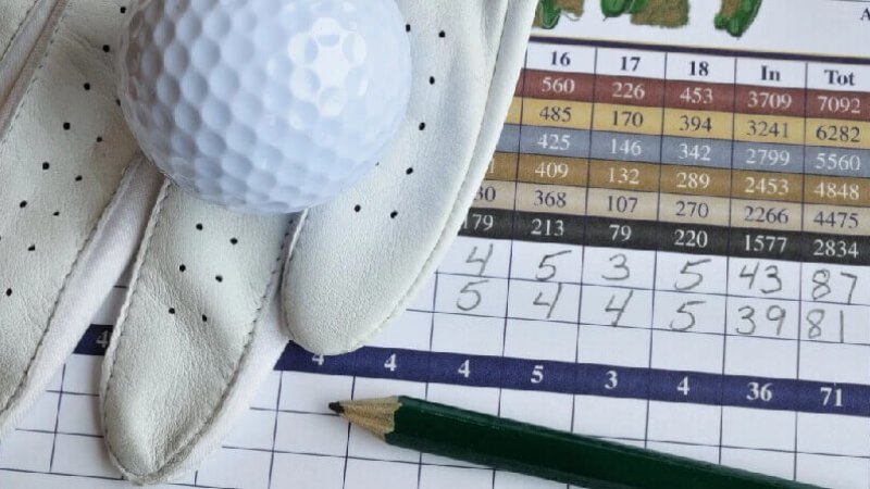 What is My Golf Handicap? (If I Shoot 85, 90, 95, 100, 105, 110, 120)